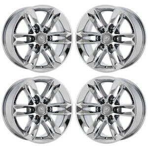 18 Lexus Gx460 F Sport Pvd Chrome Wheels Rims Factory Oem 74294 Exchange