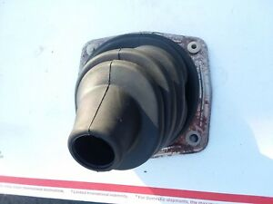 05 11 Toyota Tacoma Pickup Truck Black Rubber Floor Shift Shifter Boot 4x2 2wd