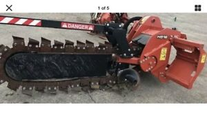 Ditch Witch Trencher H516 Attachment Price Reduced