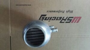 Turbo Supercharger Water To Air Intercooler Charge Air Cooler 5 X8 Barrel Type