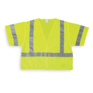 Imperial 1yar7 High Visibility Traffic Vest M Green