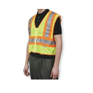 Imperial 4cwc6 High Visibility Traffic Vest 4xl