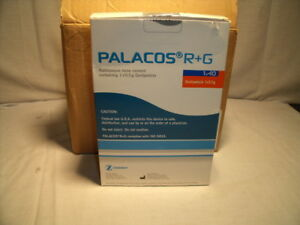 4 Zimmer Surgical Palacos R g Bone Cement 1x40 Unopened L9