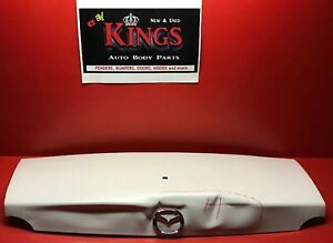 2016 2017 Mazda Mx5 Miata Trunk Lid W Shark Fin Ceramic Metallic Nd004