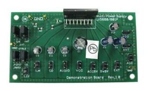 On Semiconductor Lv5680pgevb Multi power Supply System Ic Evaluation Board Switc