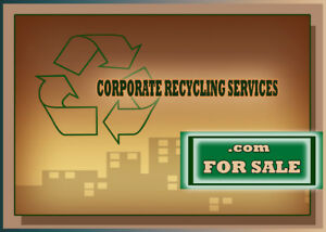 Corporaterecyclingservices com Top Level Domain Name For Sale Recycling
