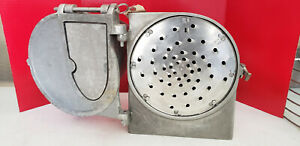 Hobart Pelican Head W Cheese Grater Cheese Vegetable Shredder Disc Plate Holder