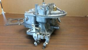 Ford Motorcraft 2100 Carburetor 2 Barrel D2mf Fe