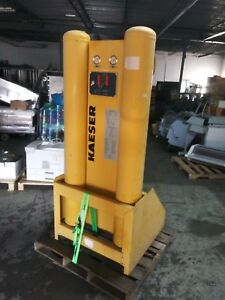 Kaeser Kad 165 Regenerative Heatless Desiccant Compressed Air Dryer 115v 1ph