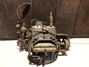 Ford Carburetor Motorcraft 2100 1973 1974 Ford Truck 360 390 D4te Ra B 3h 30