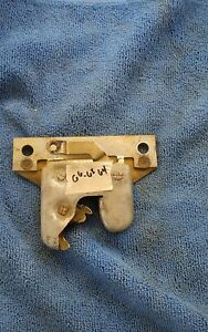 1966 65 64 Ford Thunderbird Trunk Latch