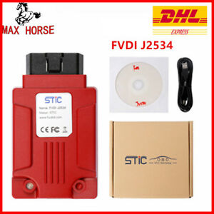 Newest fvdi j2534 for vcm for mazda for ford ids forscan diagnostic tool better