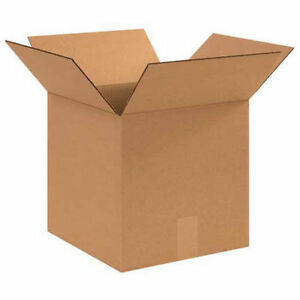 Box Partners 12 X 12 X 12 Corrugated Boxes 25 Pack 121212 Lot Of 25