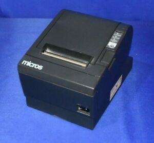 Micros epson Tm t88iii Thermal Printer Micros Idn Interface W Warranty