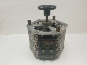 Superior Electric Powerstat 1 1261 Variable Transformer 115v 1 7kva 15a