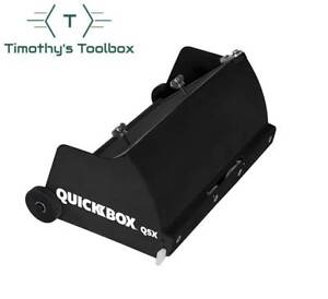 Tapetech Quickbox 8 Drywall Flat Finishing Box For Hot Mud Qb08 qsx new