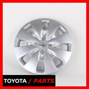 Factory Toyota 2009 2010 2011 2012 Yaris Wheel Cover Hub Cap 4260252400 Oem