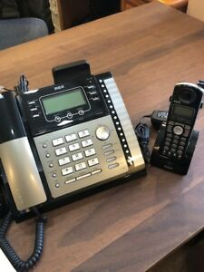 Rca Model 25425 4 line Speakerphone With Answering System
