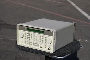 Hp agilent 8648a Opt 1e5 1 Ep Signal Generator 100 Khz Guaranteed Tested