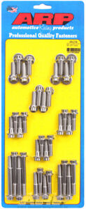 Arp For Tuned Port Complete Ss 12pt Intake Manifold Bolt Kit