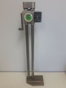 Used Double Dual Twin Beam 001 18 Dial Height Gauge