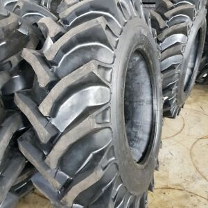2 tires 13 6x28 13 6 28 12 Ply Tractor Tires no Tubes 13628 Free Shipping