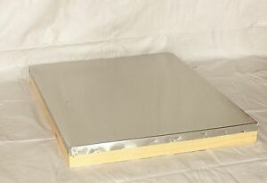 Telescoping Top 10 Frame Hive Cover Langstroth Beehive Free Shipping