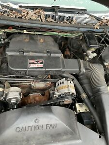 94 96 Chevy Pickup Motor Engine V8 350 5 7l 99k Miles Complete Drop Out W Trans