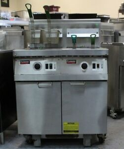 Frymaster Double Fryer