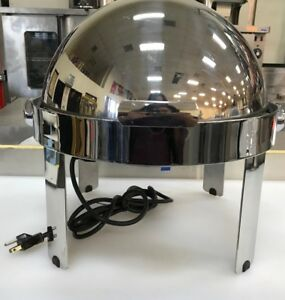 Spring Switzerland Classic Round Electric Chafing Dish