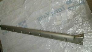 2001 Toyota 4runner Limited Edition Driver Left Side Rocker Panel Flare Molding