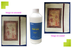 Cotton Sublimation Coat 2 Lb txp zq