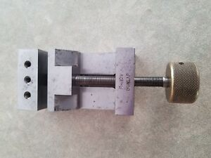 4 1 4 Precision Toolmaker s Vice For 0001 Free Shipping