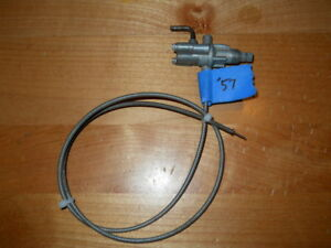 57 Chevy 150 210 B A Nomad Wiper Switch