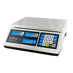 Erjr Series Price Computing Scale 30 Lb X 0 01 Lb Ntep