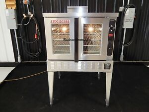 Blodgett Dual Flow Gas Bakery Depth Commercial Convection Oven Bakery Pizza