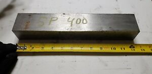Sp400 Tool Steel Bar Stock Mold Die Shop Flat Bar 1 3 4 X 2 5 16 X 12 5