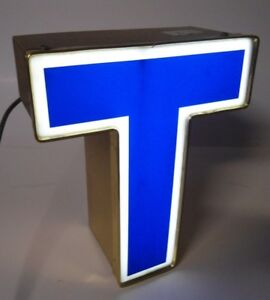 18 Commercial Led Sign Letter t Aluminum Channel business Advertising Decor