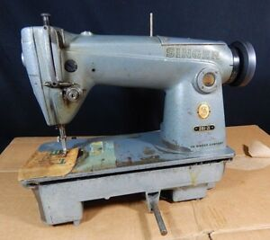 Singer Sewing Machine Commercial Industrial Upholstery Machine 281 21