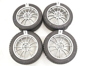 18 Maserati Nissan Oz Racing Ultra Leggera Wheels Rims Winter Tires