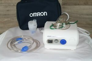 Omron Air Compressor Ne C28 Nebulizer Inhaler Respiratory Therapy Pre owned