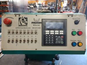 Workhorse Falcon M Series 8 10 Base Indexer