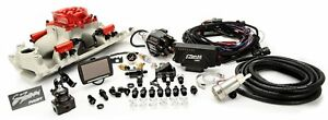 Fast 30431 10t Ez Efi 2 0 Multi Port Electronic Fuel Injection Kit Small Block F