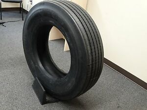2 Tires 275 80 22 5 Michelin Xlez Commercial Truck Tire 14 Ply