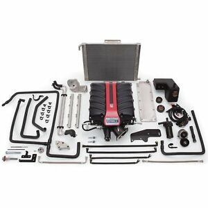 Edelbrock 15997 E force Competition Supercharger Kit 2010 2013 Camaro Ls7 Withou