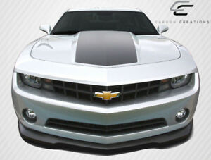 Carbon Creations Gm x Front Lip Air Dam For 2010 2013 Chevrolet Camaro V6