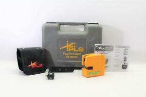 Pacific Laser Systems Laser Level Pls180 Green