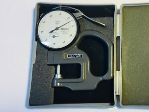 Mitutoyo 7326 Dial Thickness Gage 0001 050