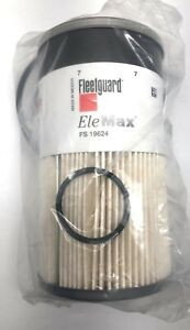 3 Pack Fleetguard Fs19624 Fuel water Separator New And Genuine Free Shipping