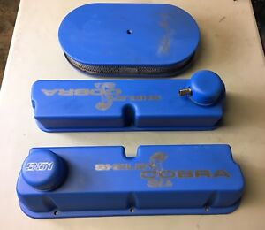 Nos Ford Shelby Autosport cs Shelby 351 Windsor Valve Covers